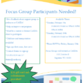 Help Improve CASDA Support Groups by Attending a February Focus Group!